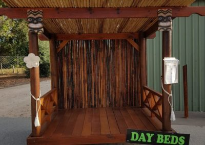 1 - Bamboo Day Bed