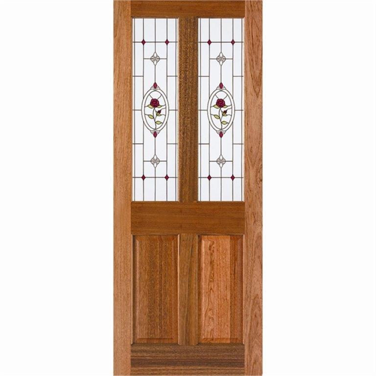 Lead Light Door